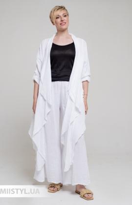 Кардиган Miss Cocco 6080 Белый