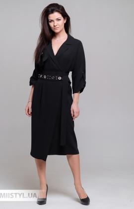 Платье Chilia 80274 Черный