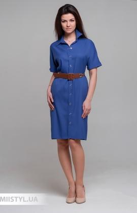 Платье Lady Morgana 5020 Индиго