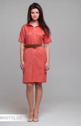 Платье Lady Morgana 5020 Светло-терракотовый