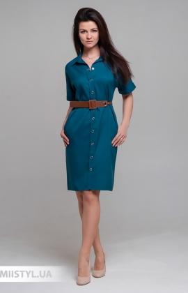 Платье Lady Morgana 5020 Морская волна