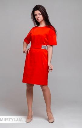 Платье Mira Mia 206037 Коралловый