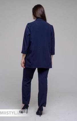 Костюм F&K 8001B Темно-синий