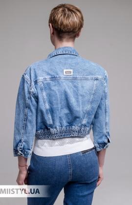 Куртка Esparanto 3061 Джинсовый