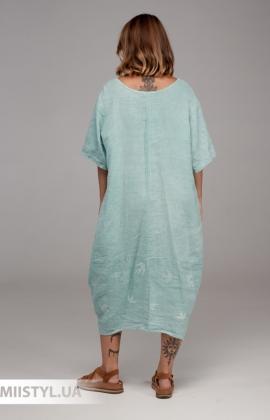 Платье Miss Cocco 1737 Мятный
