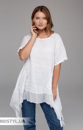 Блуза Miss Cocco 1660 Белый