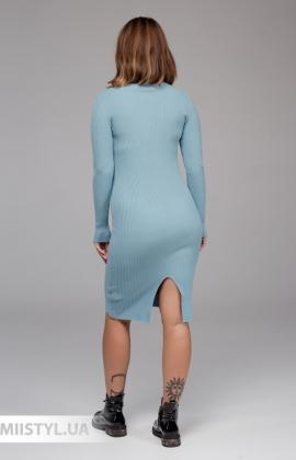 Платье Moni & Co 6839 Голубой