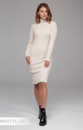 Платье Moni & Co 6839 Молочный