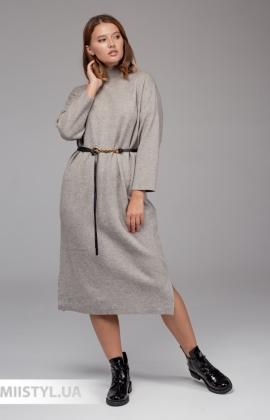 Платье Lara 2101 Серый