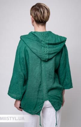 Кардиган Miss Cocco 6828 Зеленый