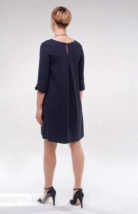 Платье Lady Morgana 5072 Темно-синий
