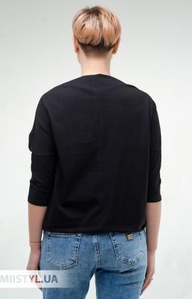 Блуза Giocco 5950 Черный/Принт