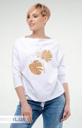 Блуза Giocco 5950 Белый/Принт