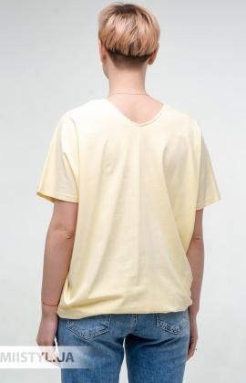 Футболка Giocco 5931 Желтый/Принт