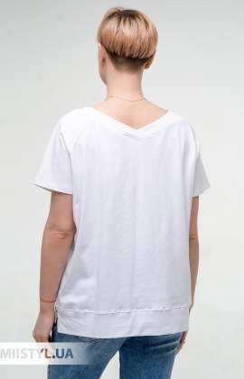 Футболка Giocco 5928 Белый/Принт