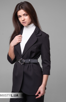 Жакет F&K 5202 Черный