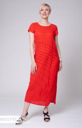 Платье Рута С 4334ЛН Красный