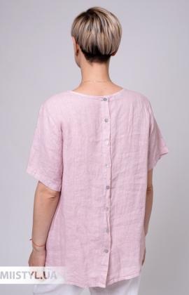 Блуза Zelante 5282 Пудра