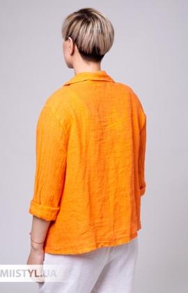 Жакет Miss Cocco 6168 Оранжевый