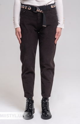 Брюки Esparanto 5387 Темно-коричневый