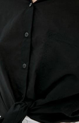 Блуза RM2313-21DB Черный