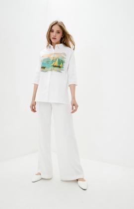 Блуза RMD2324-21DB Белый