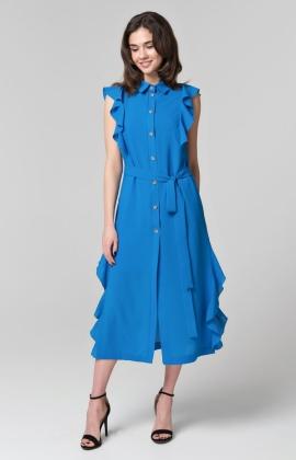 Платье RM1857-18DD Синий