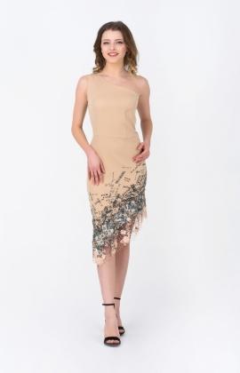 Платье RMD1944-19VC Молочный