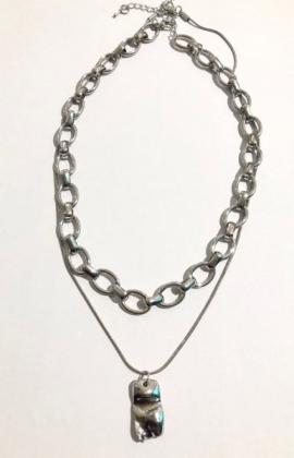 Намисто Rica Mare BN-422 серебро